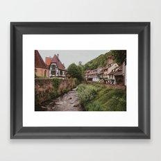 Kaysersberg Framed Art Print