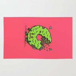 Zombie Donut 02 Rug
