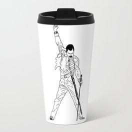 Don't Stop Me Now Travel Mug