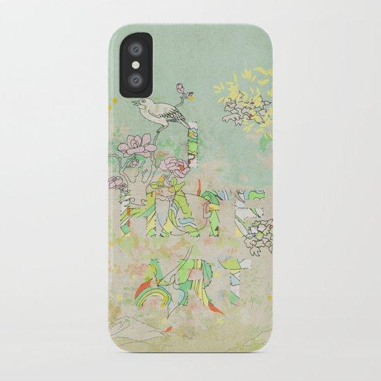 I HATE ART iPhone Case