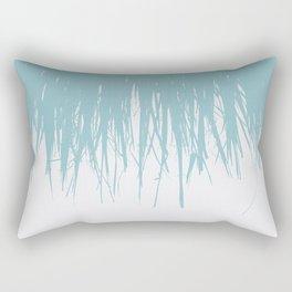 Fringe Salt Water Rectangular Pillow