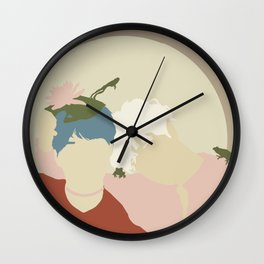 frogies Wall Clock