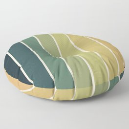 Gradient Arch XXVI Floor Pillow