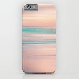 SUNRISE TONES iPhone Case