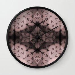 Kaleidoscope ABC |V Wall Clock