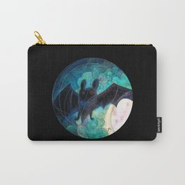 Round Bat Carry-All Pouch