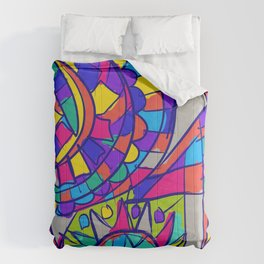 Color me in Comforters