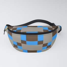 Native Retro Pattern Fanny Pack