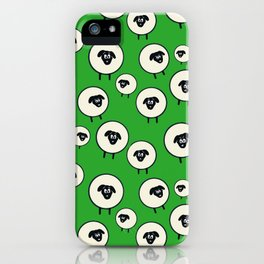 Irish Wool iPhone Case