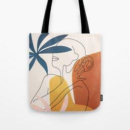 Minimal Movement I Tote Bag