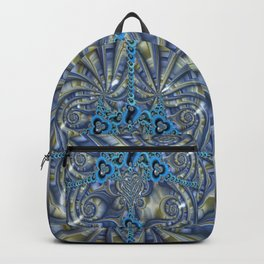 Filigrees and Spirals Backpack