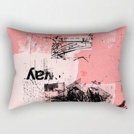misprint 80 Rectangular Pillow