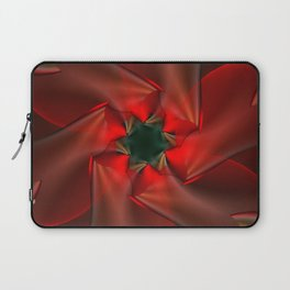 Merry Christmas With Love Laptop Sleeve