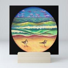 Pipers Stroll Mini Art Print