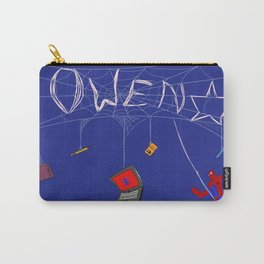 Spider-man School Goodies for Owen Carry-All Pouch