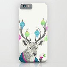 Mr. Deer gets festive  Slim Case iPhone 6