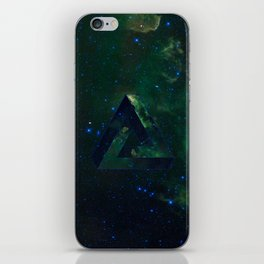 Impossible Triangle Galaxy iPhone Skin