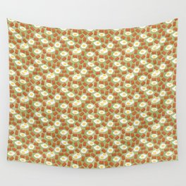 Spam & Eggs Wall Tapestry