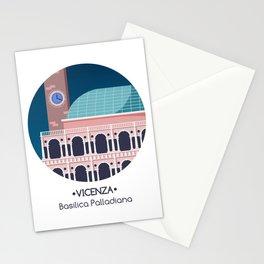 Vicenza - Basilica Palladiana Stationery Cards