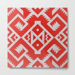 Aztec ~//~2 Metal Print