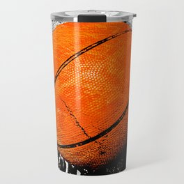 The basketball Travel Mug
