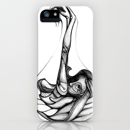 Dew Contemplation iPhone Case