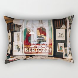 Read you Like a Book | Turin, Italy Rectangular Pillow