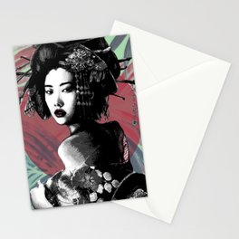 Suspended Time Stationery Cards