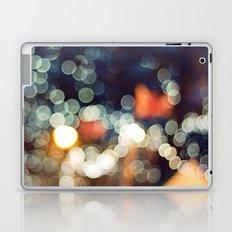 Bokeh Nights Laptop & iPad Skin