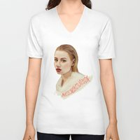 iggy V-neck T-shirts featuring IGGY by Share_Shop