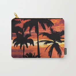 An hawaiian sunset Carry-All Pouch