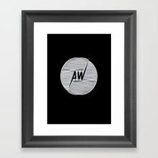 Air Wankers Framed Art Print