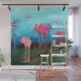 Take the Long Way Home Wall Mural