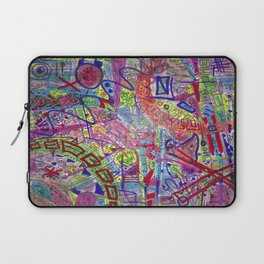 Brain Dump Laptop Sleeve