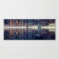 inception Canvas Prints featuring Inception by Thomas Richter