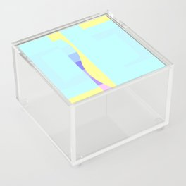 Teal Me About It Acrylic Box