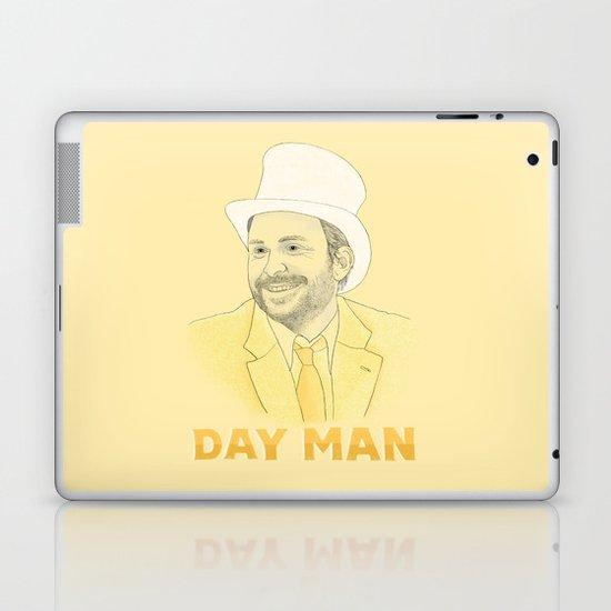 Day Man Laptop & iPad Skin