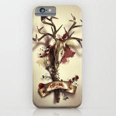 Blight, alternate version iPhone 6s Slim Case
