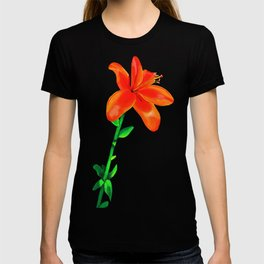 Lilium Lily in the Sun T-shirt