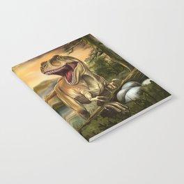 Predator Dinosaurs Notebook