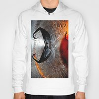 glasses Hoodies featuring glasses by  Agostino Lo Coco
