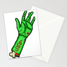 Dismembered Creep Stationery Cards
