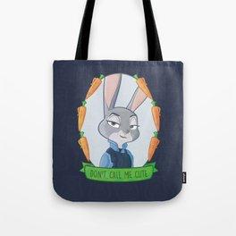Judy Hopps Tote Bag