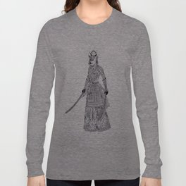 Samurai 2 Long Sleeve T-shirt