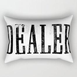 DEALER Rectangular Pillow
