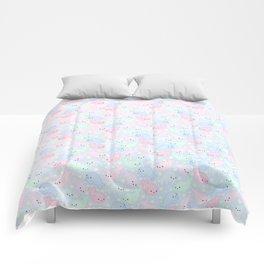Pastel Seals Comforters