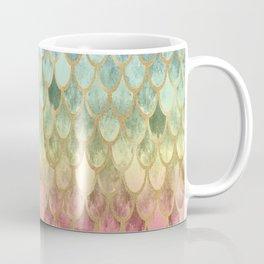 Rainbow Mermaid Scales Coffee Mug
