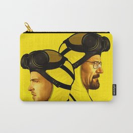 HEISENBERG TWIN YELLOW Carry-All Pouch