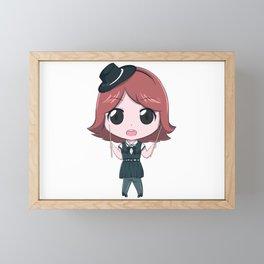 Band-Maid Akane Framed Mini Art Print