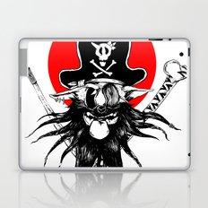 The Pirate Dog Laptop & iPad Skin